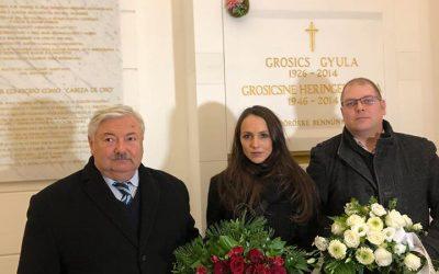 4 éve hunyt el Buzánszky Jenő