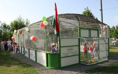 A kárpátaljai magyarság körébe is eljutott az Ovi-Sport