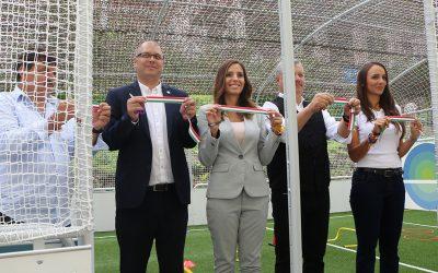 Hivatalosan is átadásra került az Ovi-Sport Pálya!