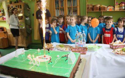 2017. április 28., a 200. Ovi-Sport Pálya átadásának napja
