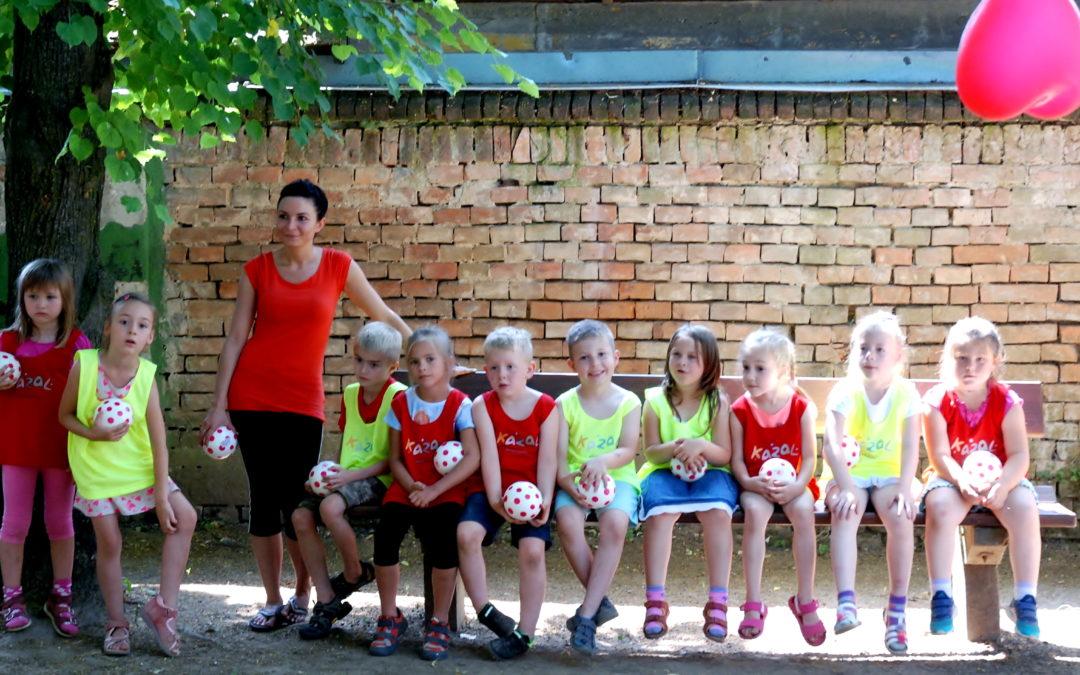 138 gyermek élvezheti minden nap a mozgás örömét mostantól a Bólyi Óvodában