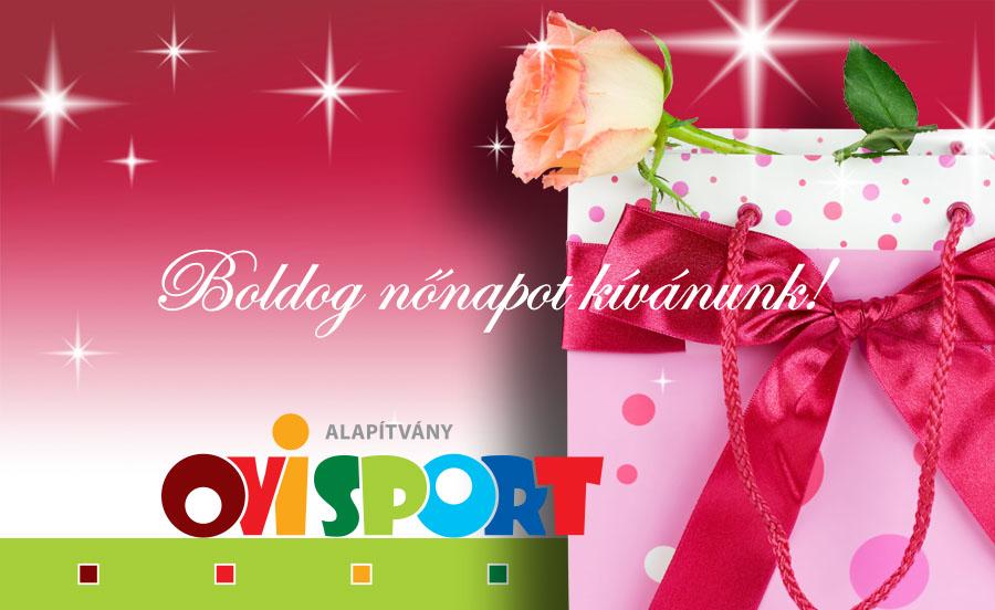 Boldog Nőnapot kívánunk minden kedves Hölgynek!