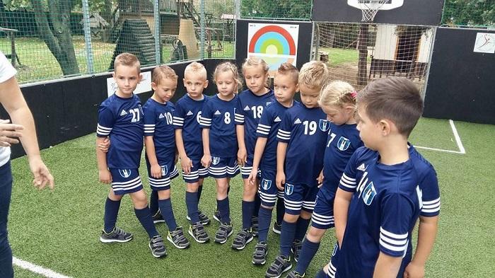 A hajdúböszörményi ovi-focisták nagy napja