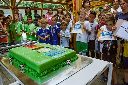 A Benczúr Óvoda nyerte az I. Swietelsky Ovi-Foci Bajnokságot