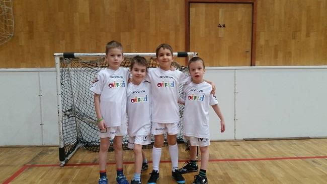 Ovi-Focis csapatunk a Bozsik-programban